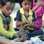 curriculum features kids mud activity why vijaya convent
