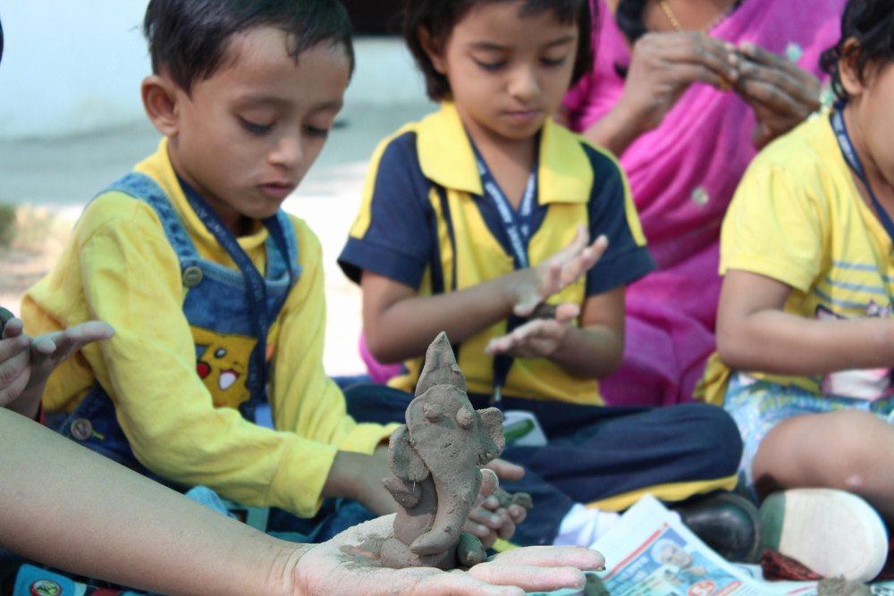 extracurricular activity at vijaya convent cbse school amravati