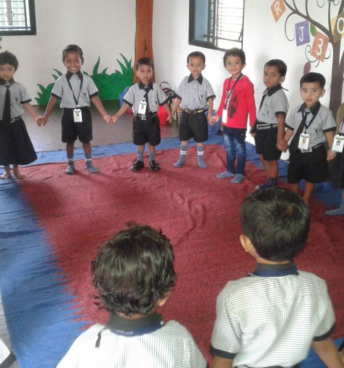 icse pattern activity base learning vijaya school in the classroom