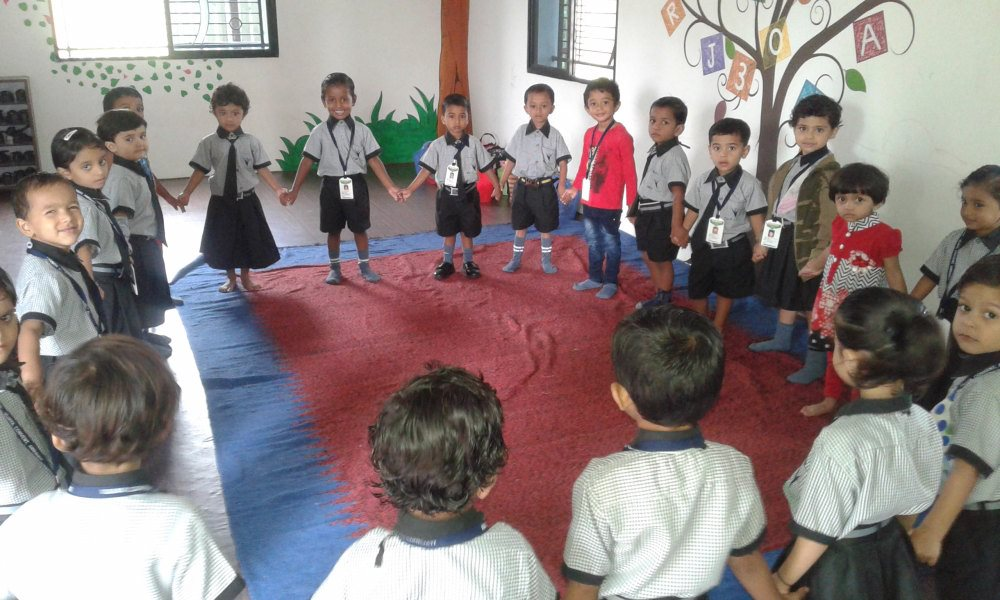 icse pattern activity base learning vijaya school in the classroom