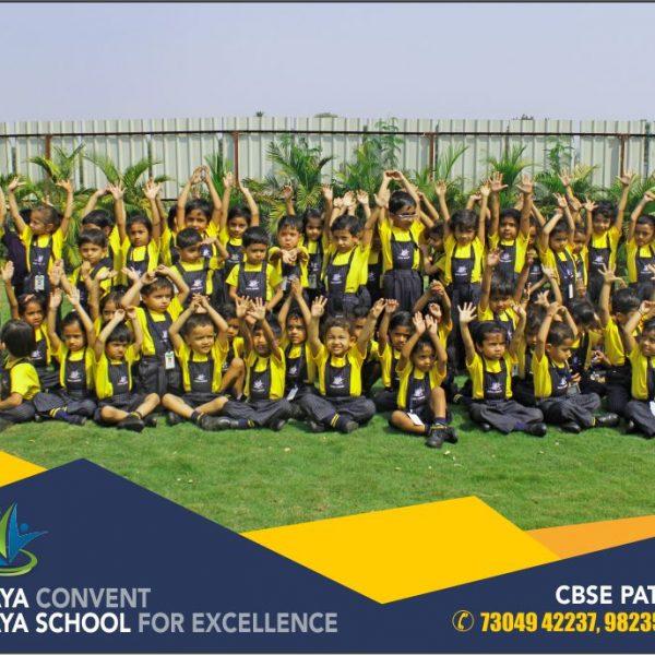 we dream we believe we create champions vijaya convent vijaya school for excellence