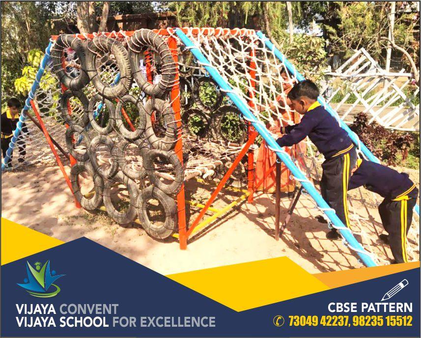 new school new cbse school new fresh faces fresh student amravati area fast sports activity sandpit sand games sandpit sports