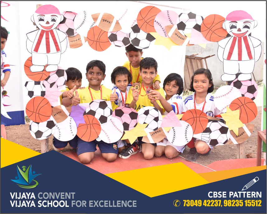sports playing new sports new concept school new sports activity at school student in sports dress