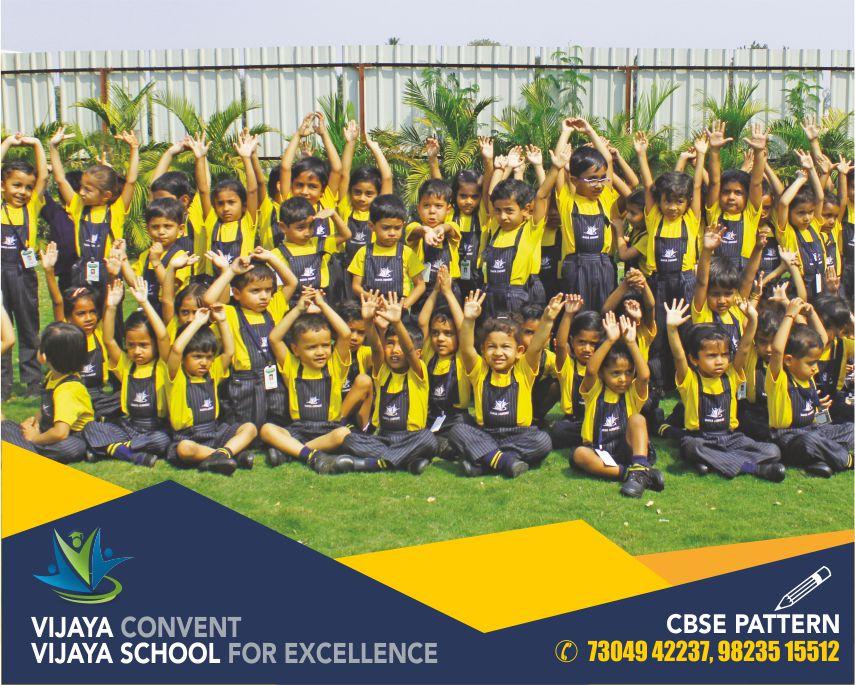 vijaya convent vijaya school for excellence cbse school top school top english medium school in amravati