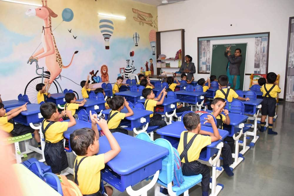 Special Education- vijaya convent cbse school amravati