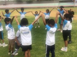 Summer Camp-Marathon-in-popular-school-in-amravati