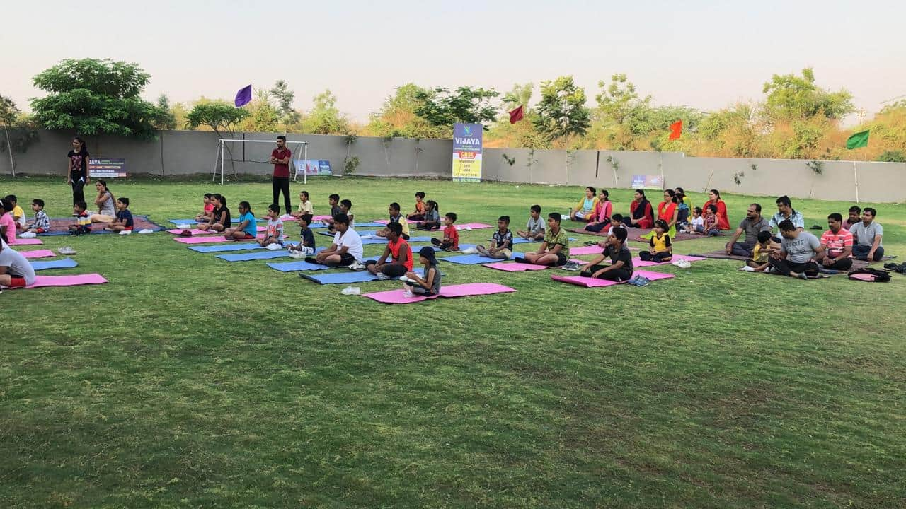 Summer-Camp-Yoga-activity-top-10-best-schools-in-amravati