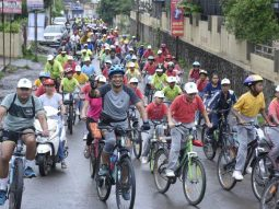 On-the-occasion-of-National-Sports-Day-cycle-rally-by-play-school-in-amravati