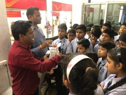 post-office-visit-by-best-cbse-school-in-amravati