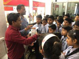 post-office-visit-by-best-cbse-school-in-amravati