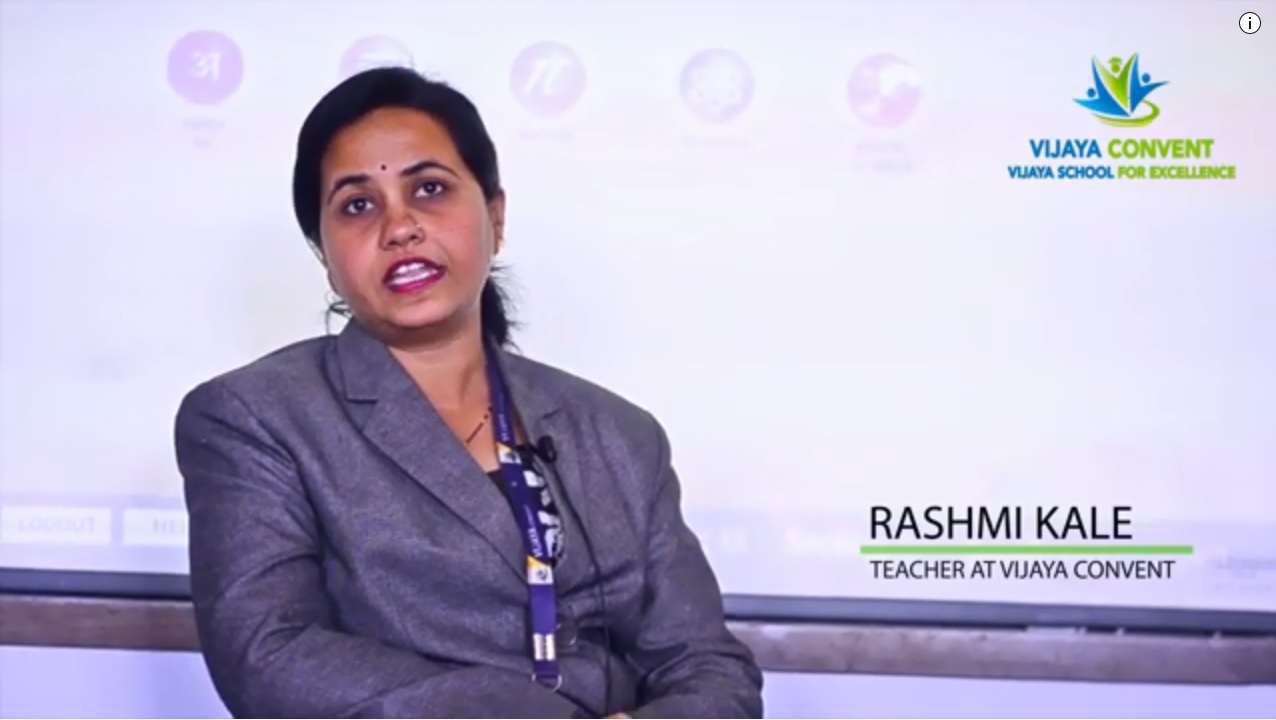 Rashmi Kale – Teacher