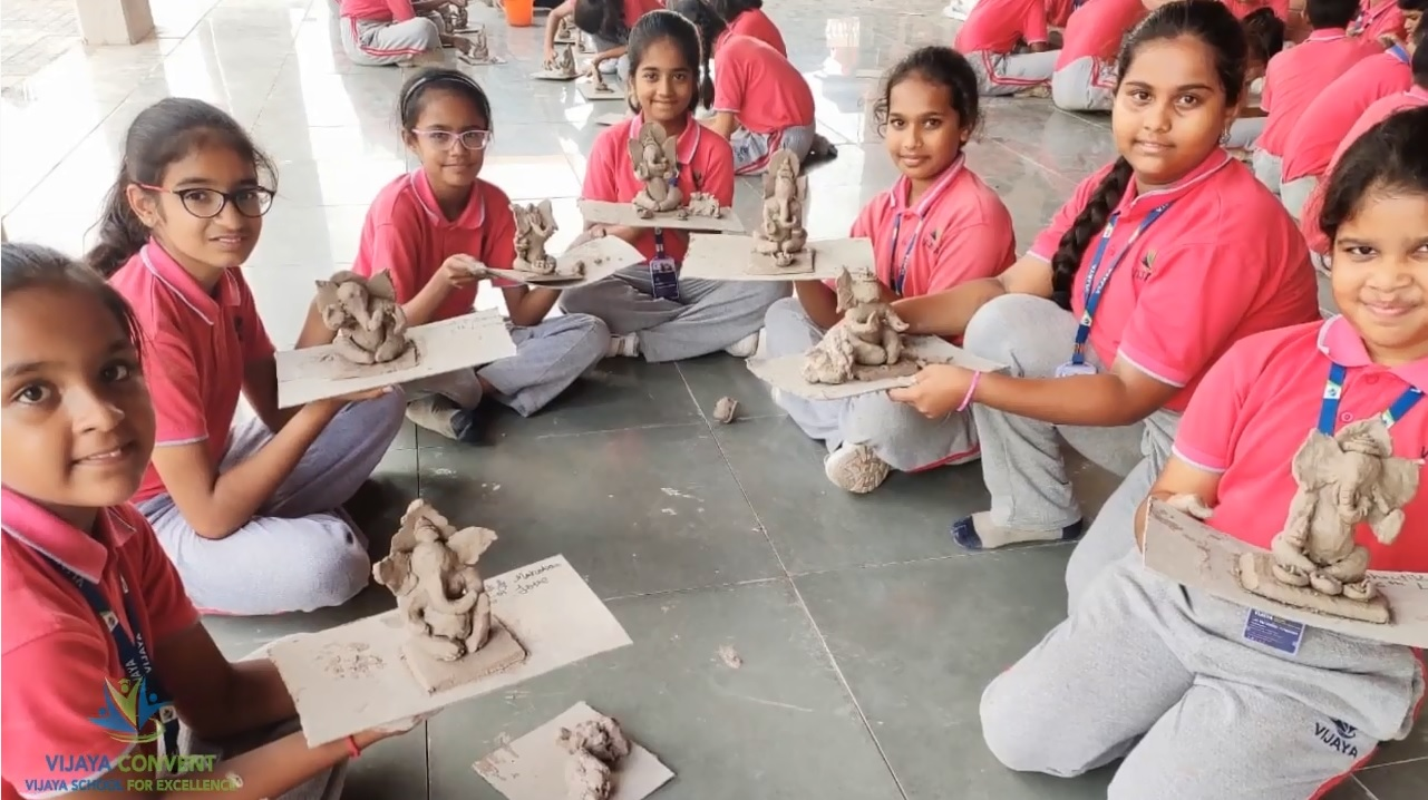 Ganesha Idol Making Workshop
