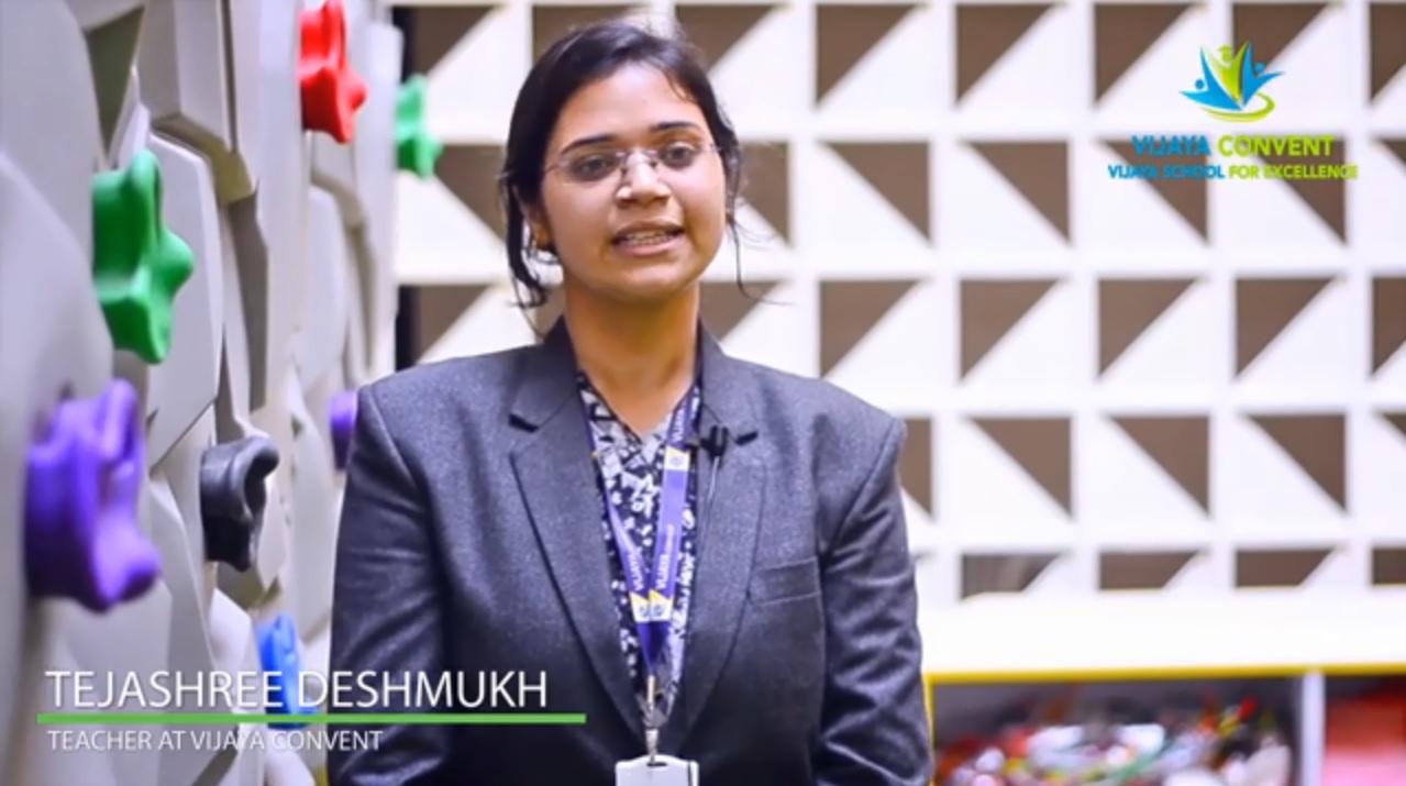 Tejashree Deshmukh – Teacher