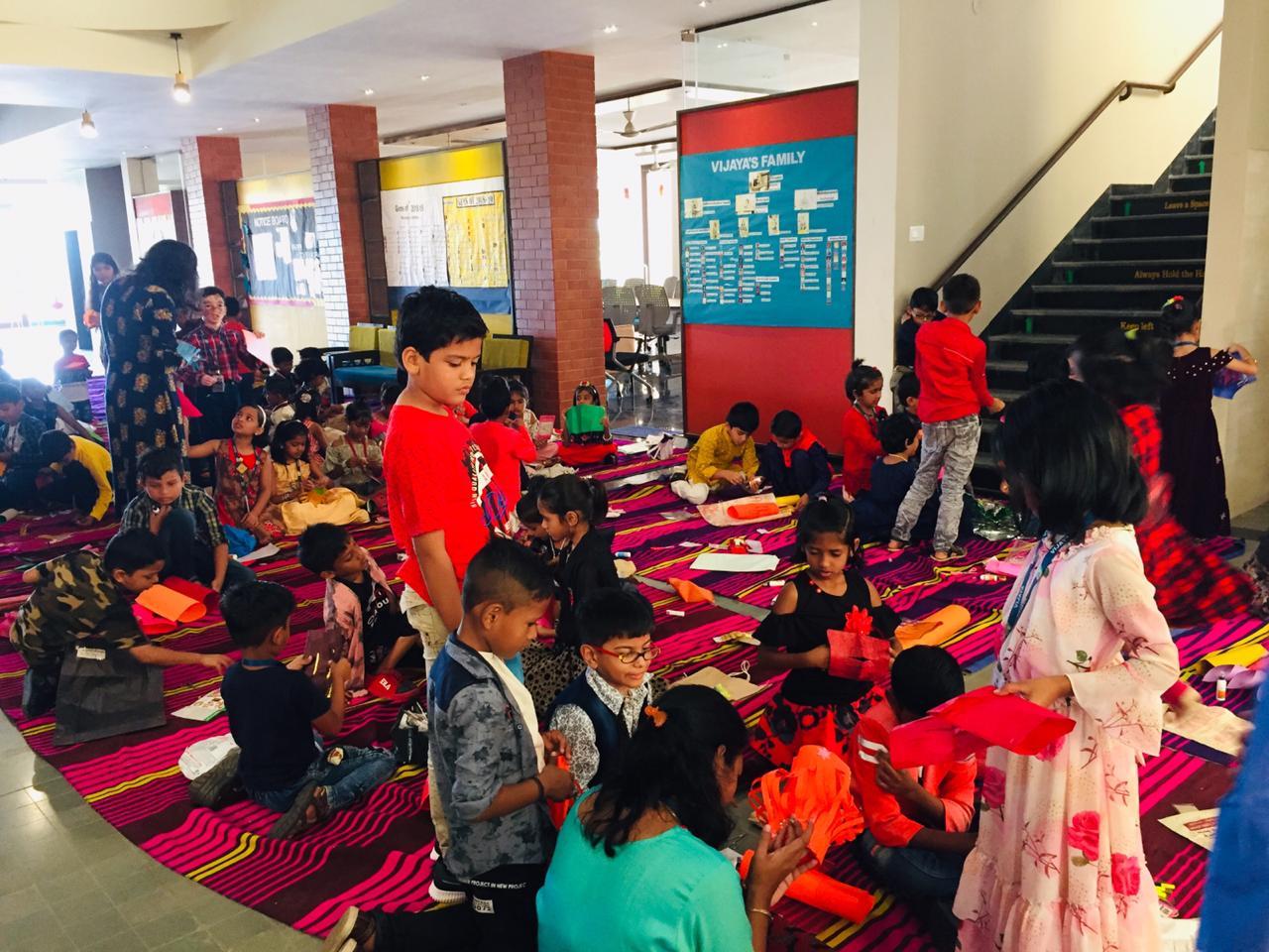 vijaya-convent-cbse-school-diwali-celebration-2019-amravati