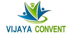 vijaya convent cbse school amravati logo