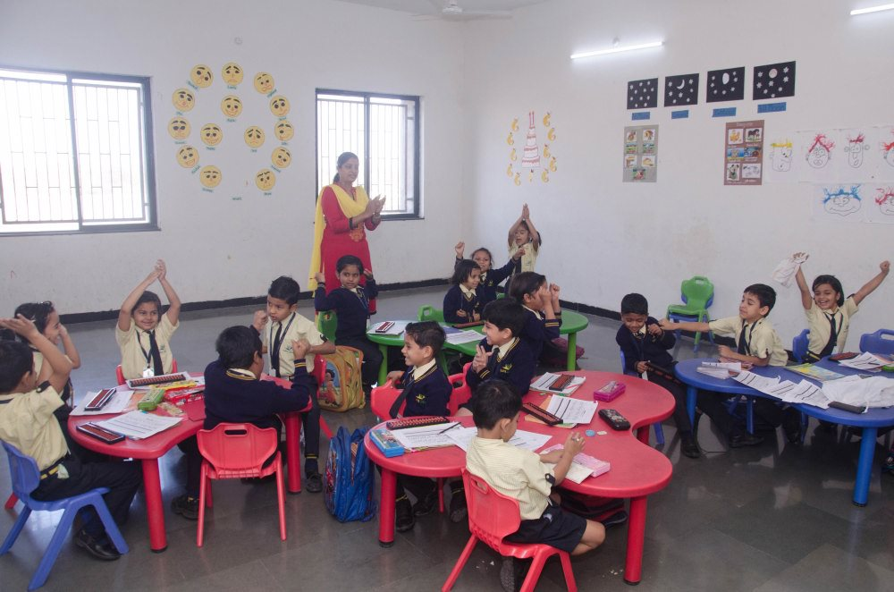which is top school in amravati vijaya school for excellence enjoy the learning