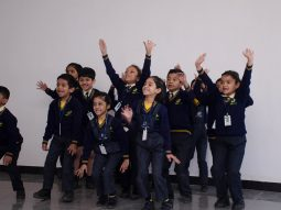 which school is top school in cbse pattern in amravati for future growth