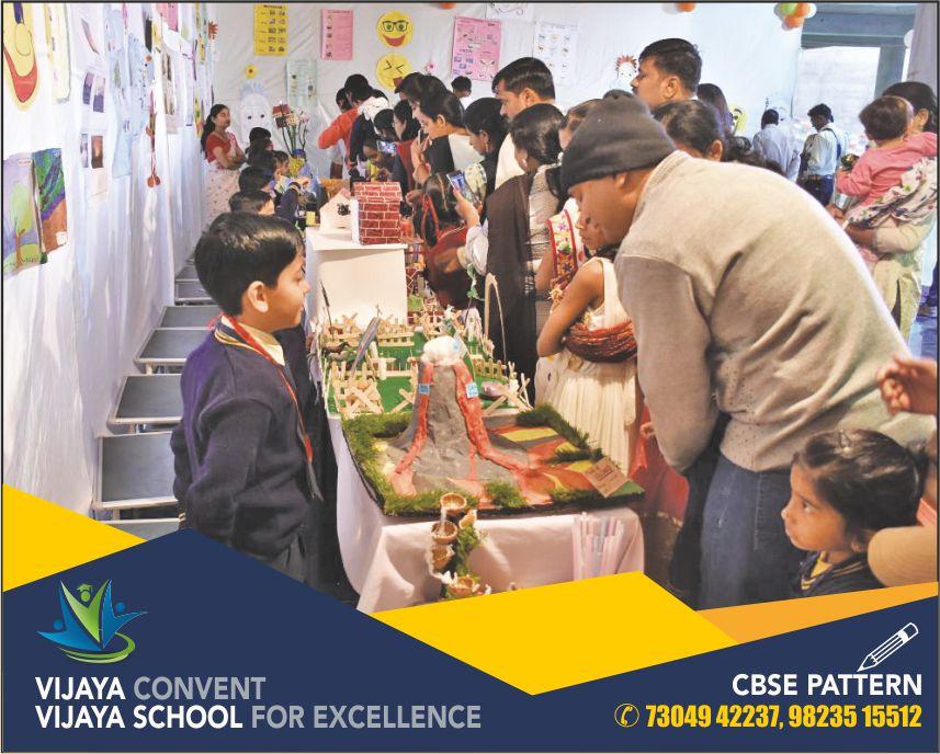 science exhibition the top school in amravati amarati top school amaravati education do you know which is best school in amravati vijaya convent