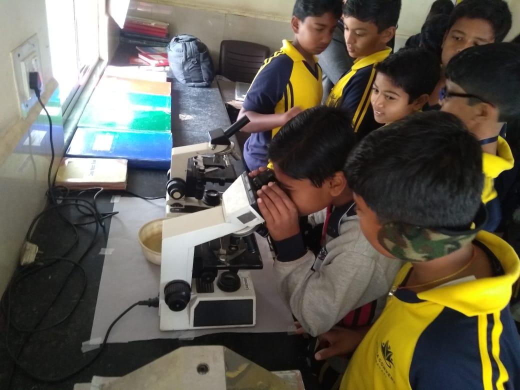 CBSC school in Amaravati - Childrens