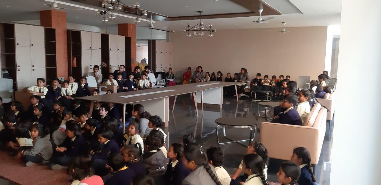 Award Winning Schools - Health Presentation