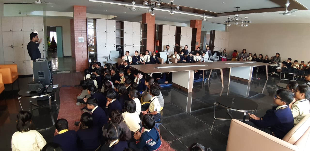 english medium schools in amravati - Health Presentation