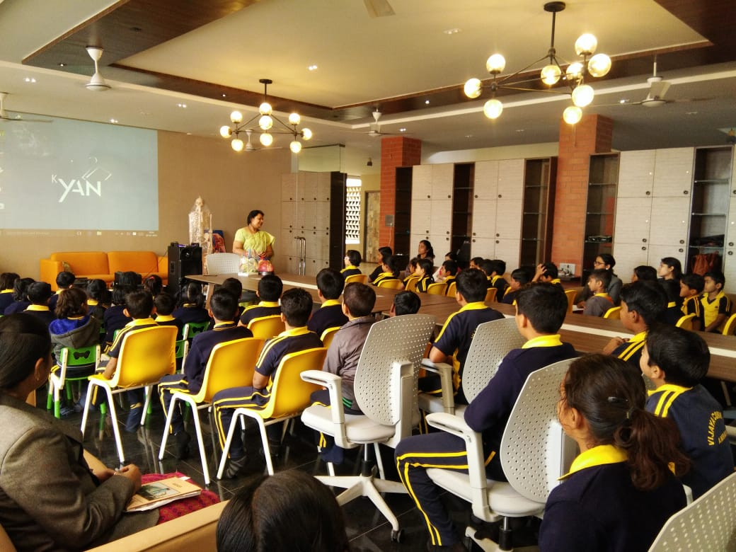 english medium schools in amaravati- Science Activity