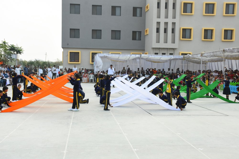 performance-on-republic-day-at-vijay-convent-amravati