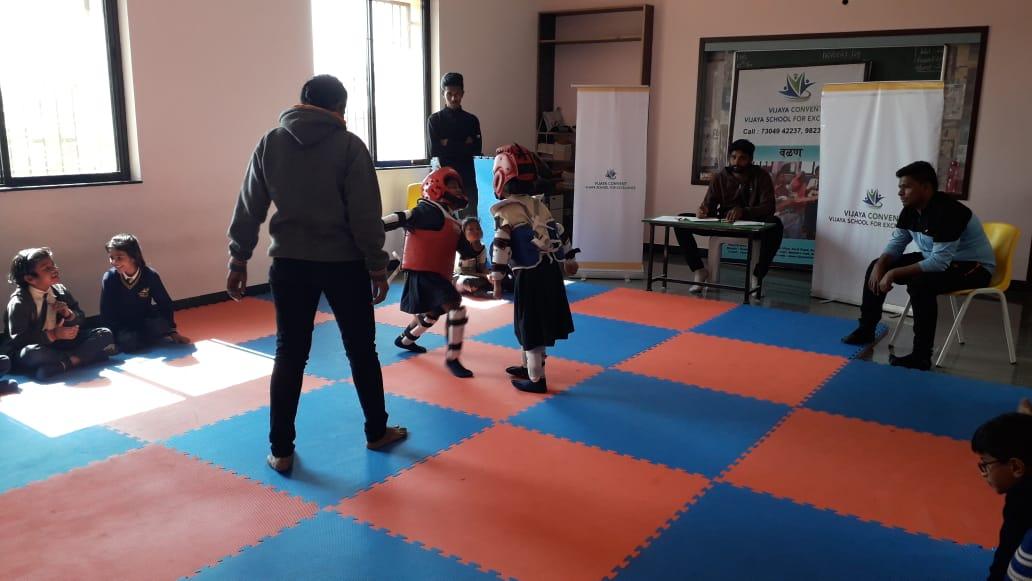 CBSE School In Amravati - Taekwondo amravati best school