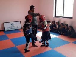 CBSE School In Amravati - Taekwondow top school in amravati