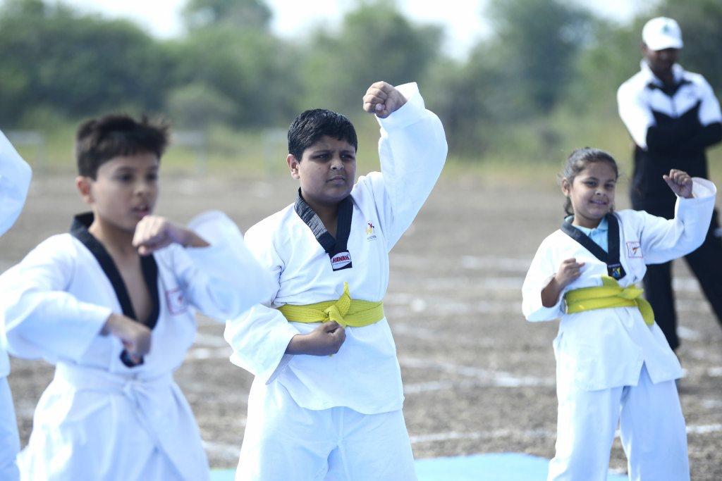amravati-sport-day-vijay-convent