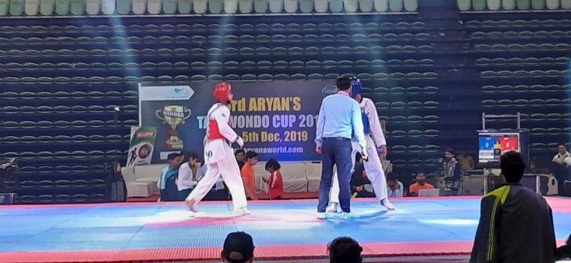 best cbse-school-taekwondo-vijaya-convent-school-amravati