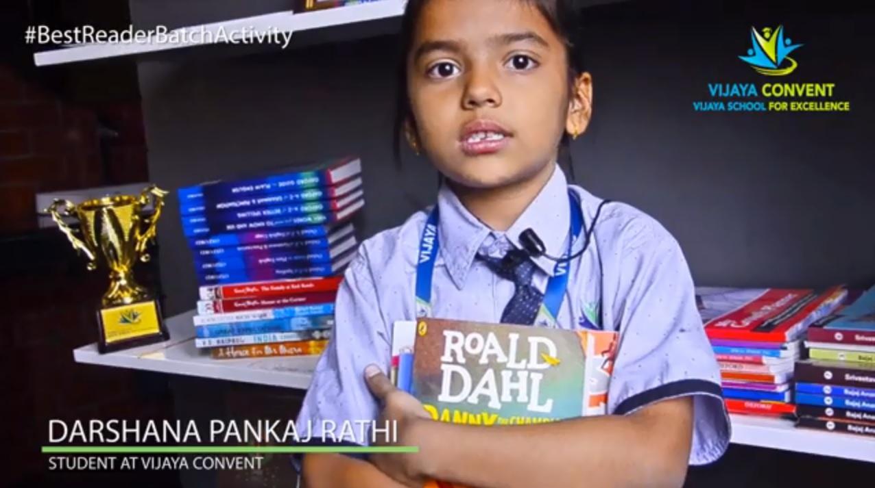 Darshana Pankaj Rathi – Student