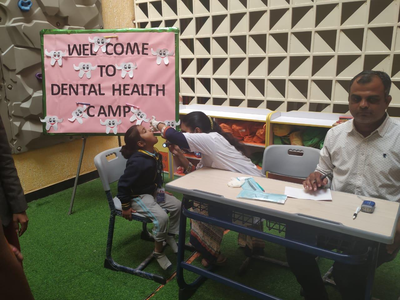 dental-health-camp-vijaya-convent-school-amravati