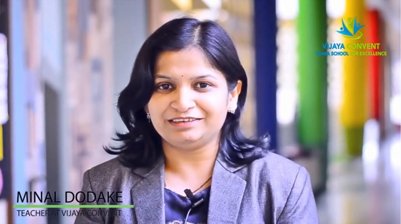 Minal Dodake – Teacher