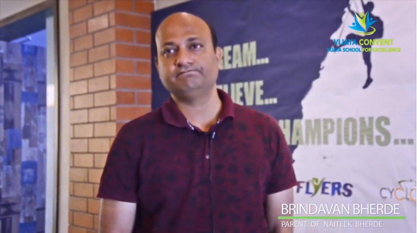 Brindavan Bherde – Parent