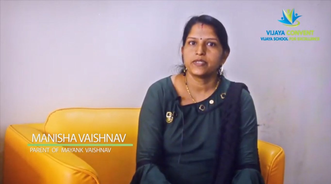 Manisha Vaishnav – Parent