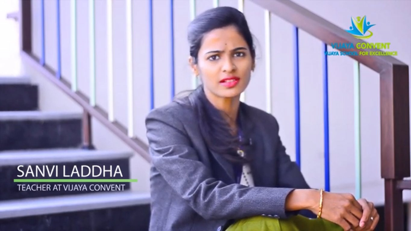 Sanvi Laddha – Teacher